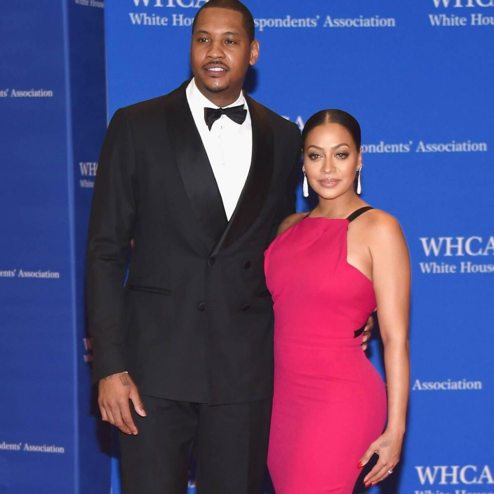 La Anthony requests legal separation from Carmelo Anthony after 16 years