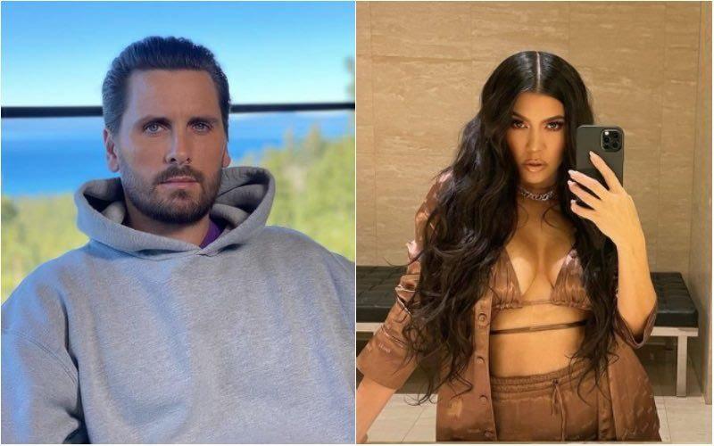 Kourtney Kardashian attends ex Scott Disick's 38th birthday party amid 'tense' rumors
