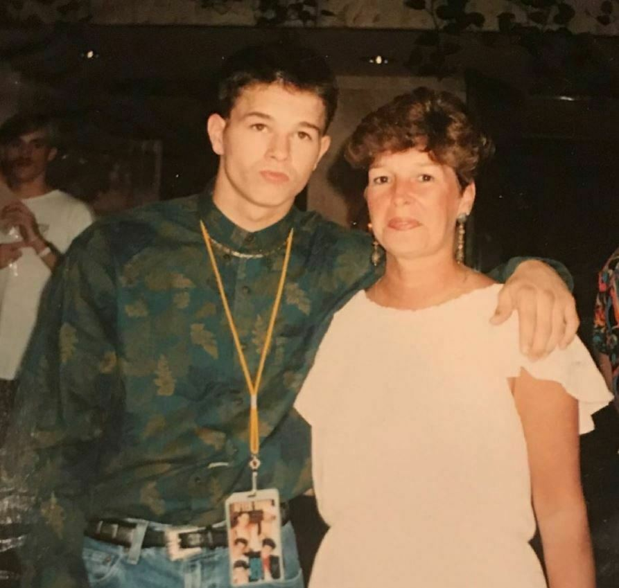Mark Wahlberg shares memory of his mother Alma for her 50th birthday