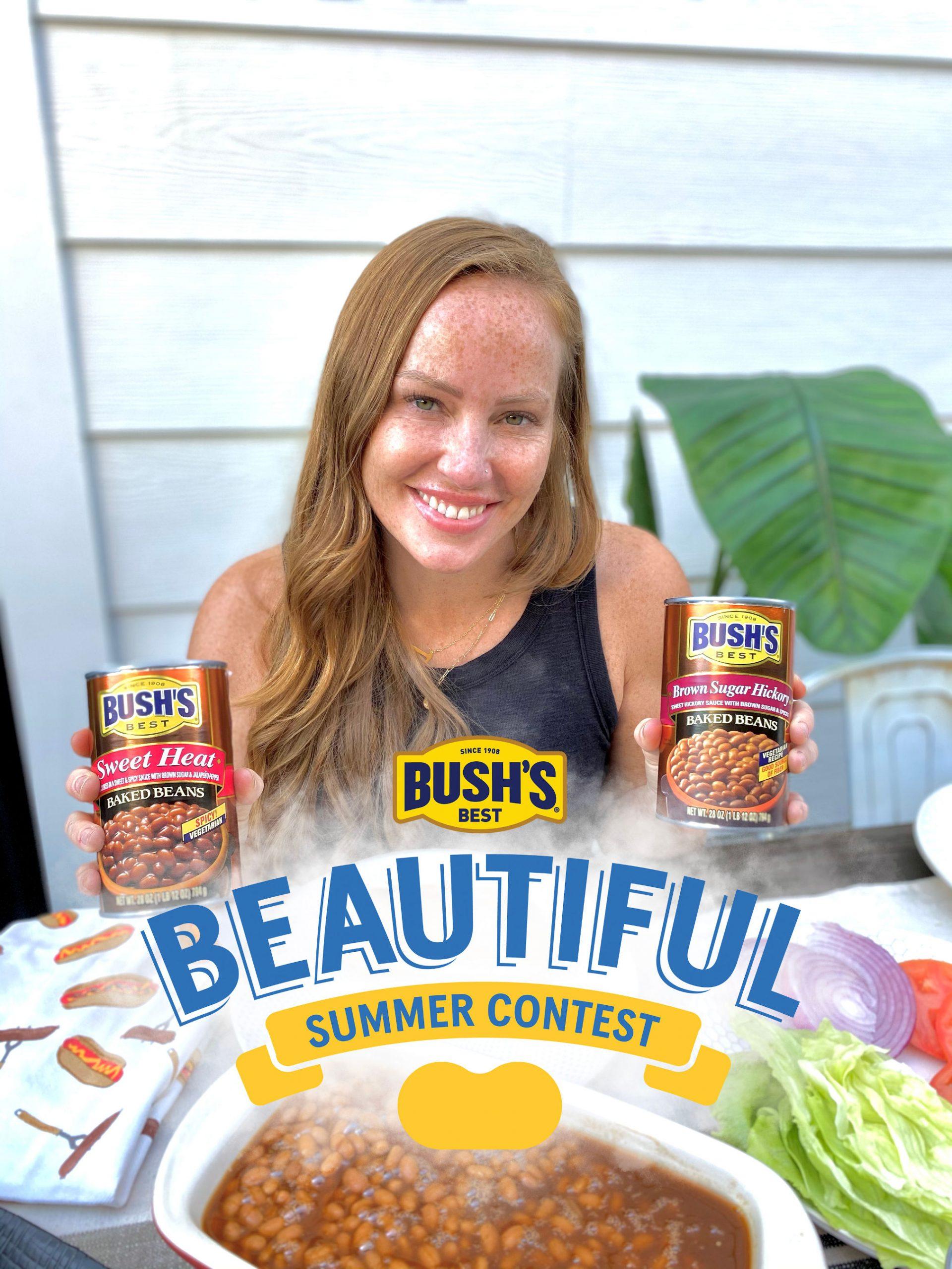 Bushes Bean's Show Mina Starsiak