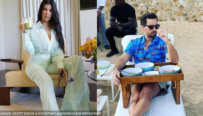 Kourtney Kardashian attends Ex Scott Disick's 38th birthday party amid 'tense' rumours