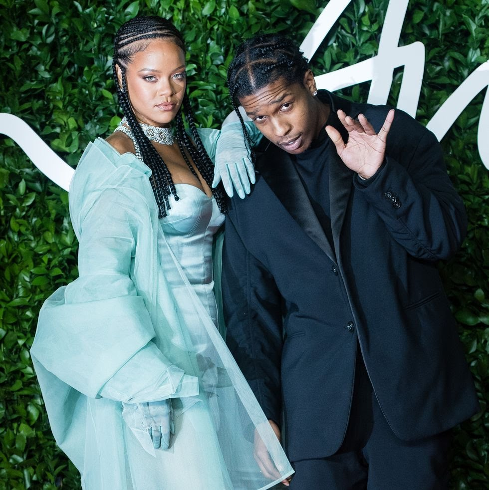 A$AP Rocky Confirms that he is DATING Rihanna!!!!