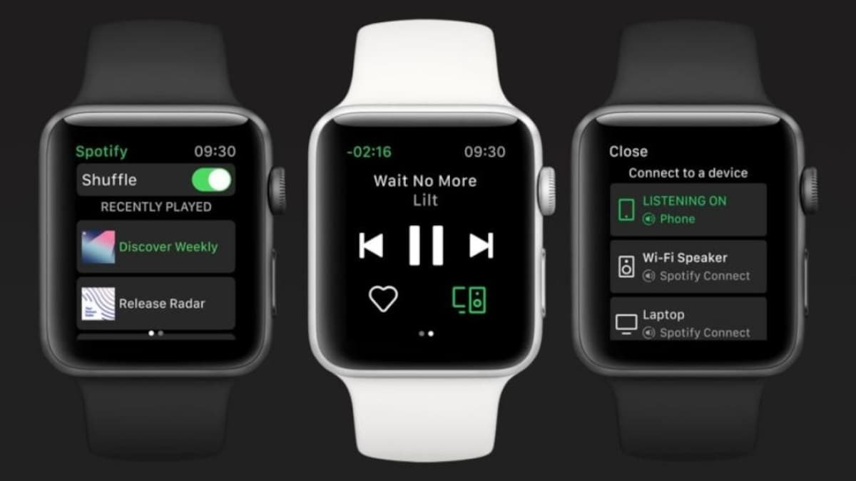 Spotify Now Lets You Download Tracks To Apple Watch!!!