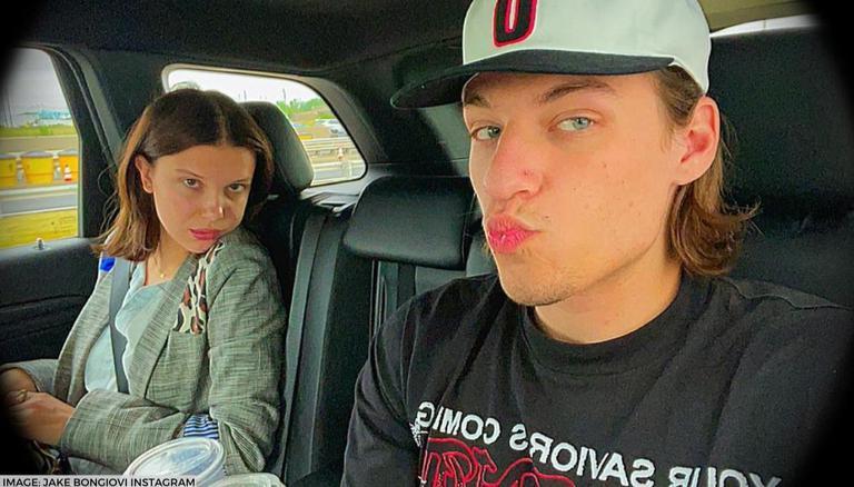 Millie Bobby Brown & Jake Bongiovi