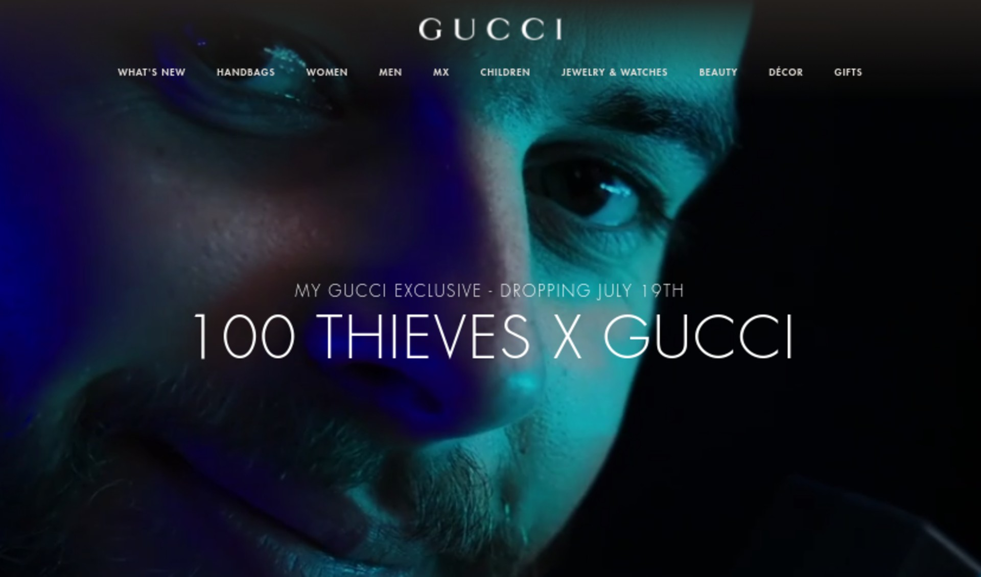 100 Thieves x Gucci Collaboration: Release Date, Where to Buy, and Everything You Need to Know