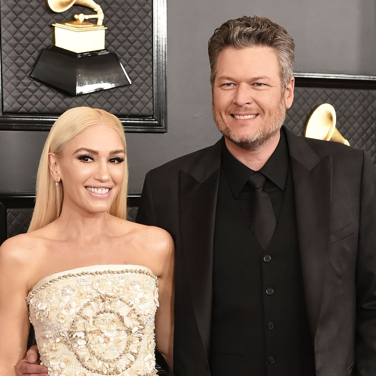 Gwen Stefani's latest details to marry Blake Shelton