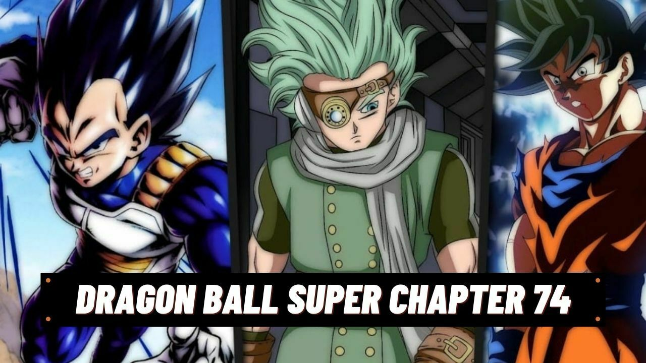 Dragon Ball Super 'Spoilers Chapter 74