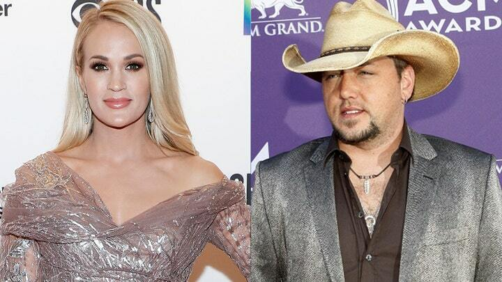 Jason Aldean and Carrie Underwood join forces for Breakup Anthem 'On the off chance that I didn't love you'