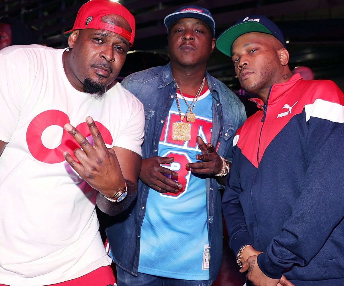 The Lox and Dipset Will Battle It Out in Next 'Verzuz'