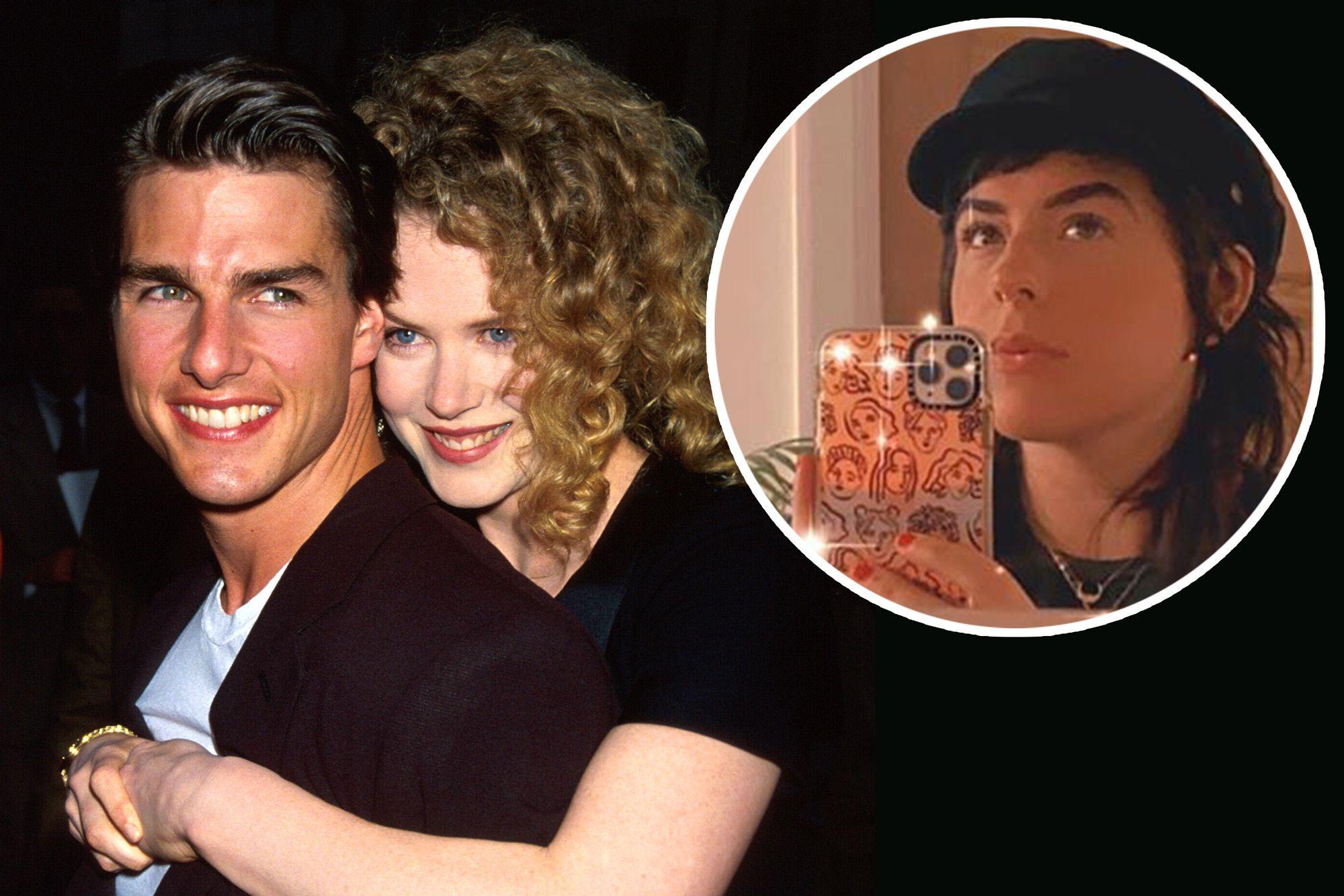 Tom Cruise and Nicole Kidman's Daughter Bella