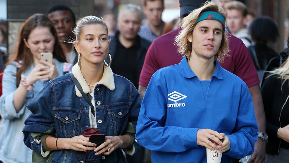 Justin Bieber & Hailey Bieber