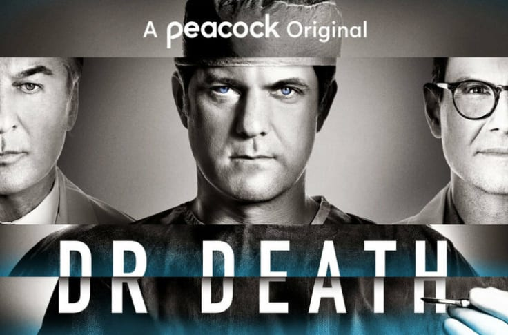 Peacock's 'Dr Death' podcast details