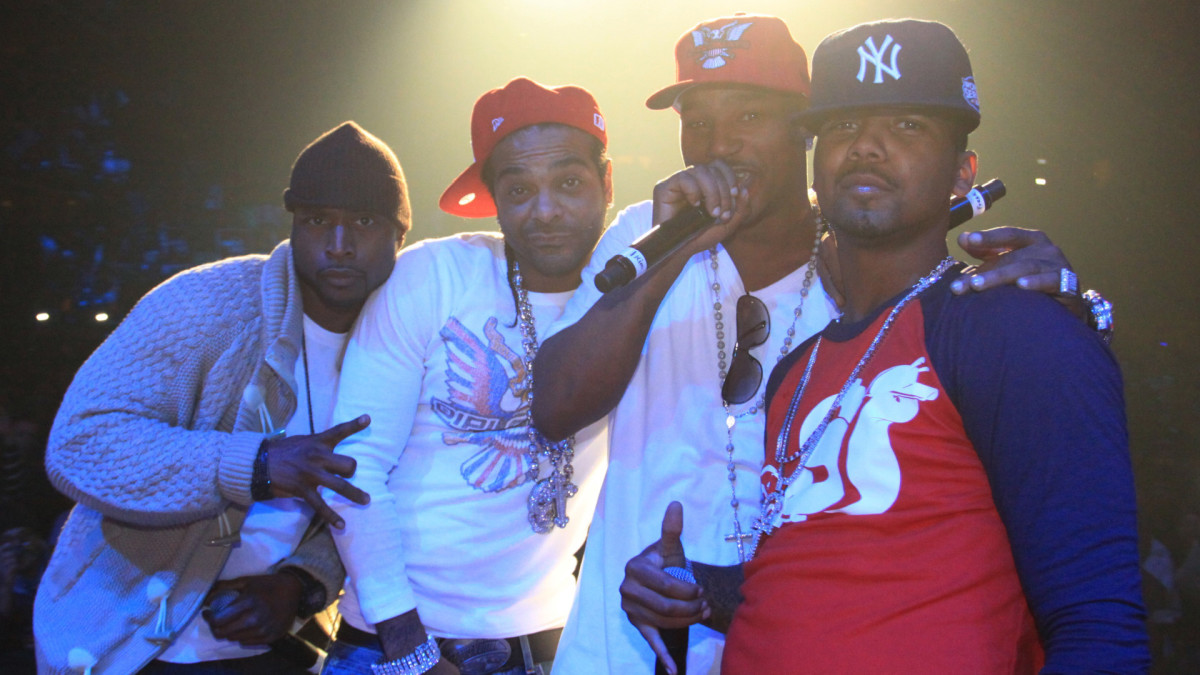 New York rap legends the Lox and Dipset to square off in next 'Verzuz'