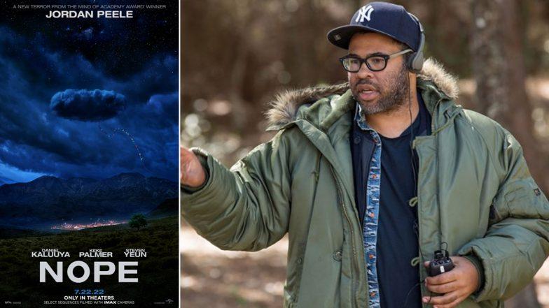Jordan Peele Reveals Next Movie Title On Poster Revealed