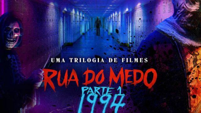 Rua Do Medo Netflix Horror Movie Premiere Details