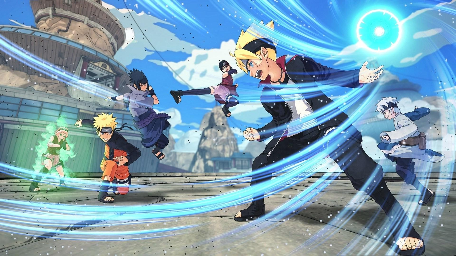 Boruto: Naruto Next Generations Episode 208
