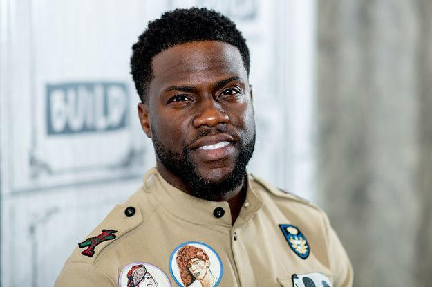 Kevin Hart turned down an offer to fly into space