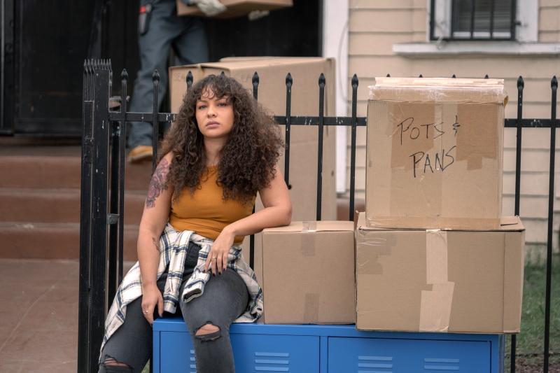 Jasmine Cephas Jones returns to 'Blindspotting' as the 'superhero' of history