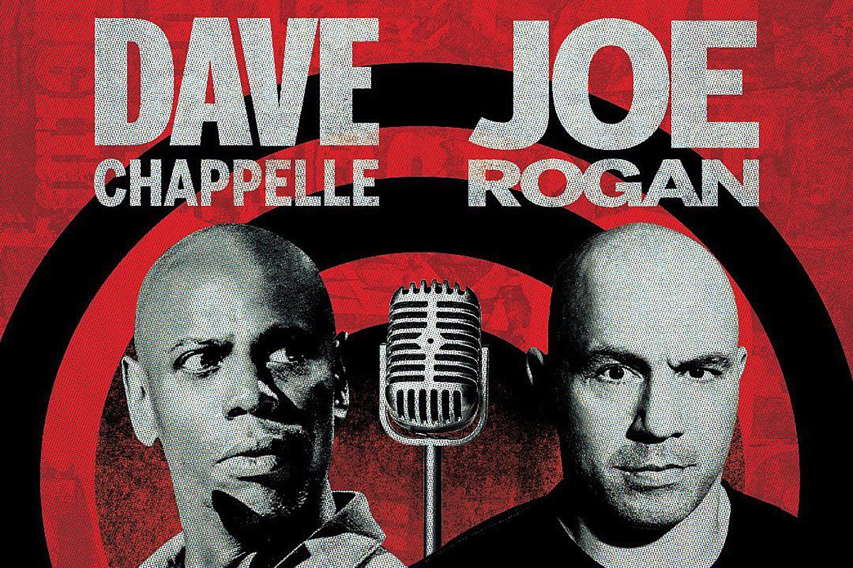 dave chappelle and joe rogan
