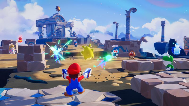 Mario + Rabbids Sparks of Hope for Nintendo Switch Leaked Ahead of E3 2021 Reveal