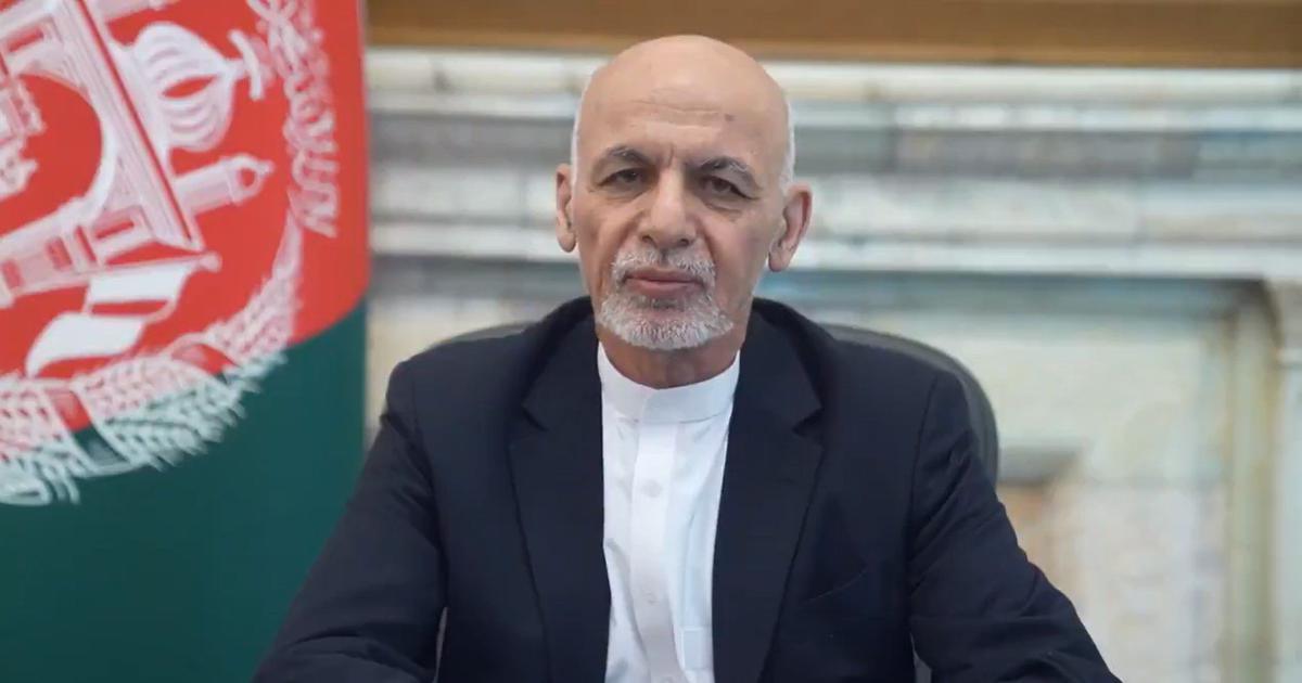 Afghanistan President, Ashraf Ghani