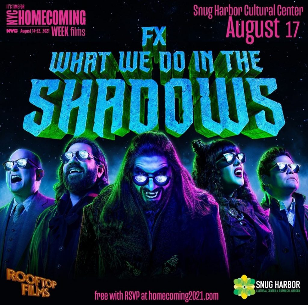 What we do in shadows   FX   Mockumentary