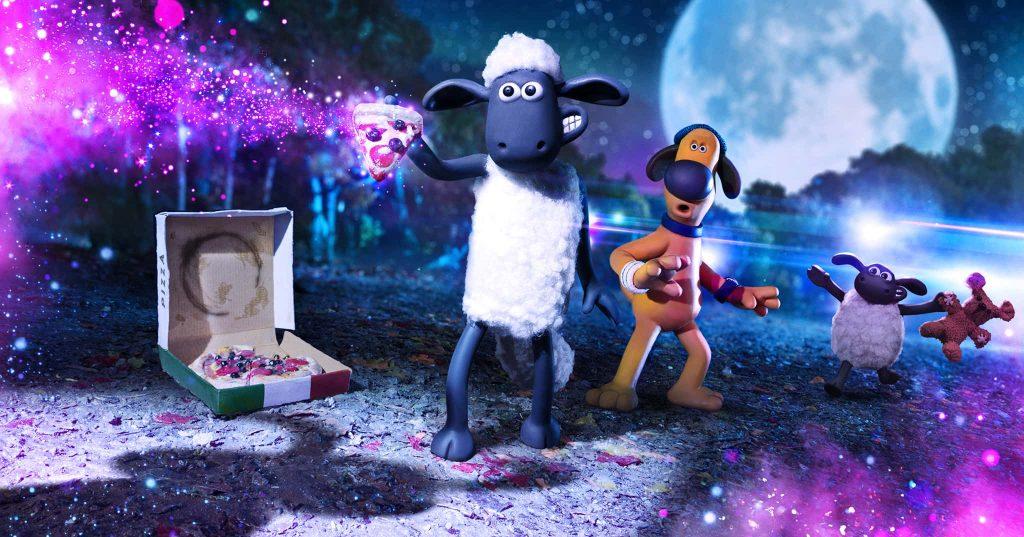 Shaun the Sheep | Gurinder Chadda | aardman