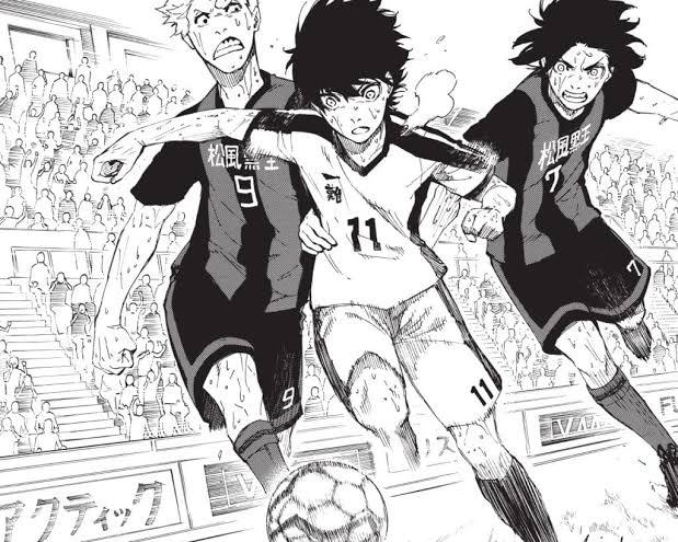 Blue Lock | Manga
