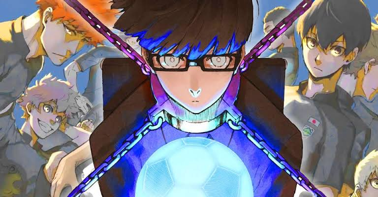 Blue Lock | Manga | Anime