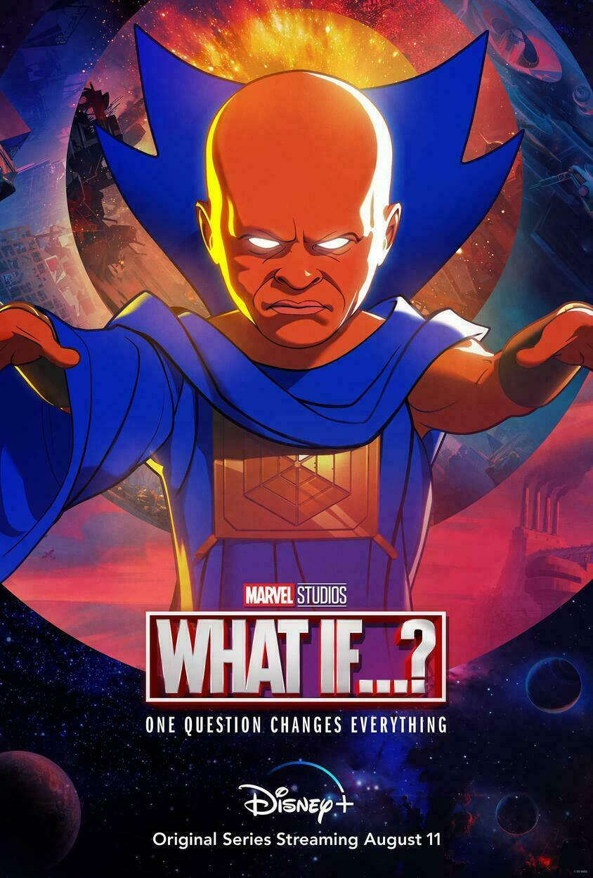 marvel | MCU | Hotstar | What if...?