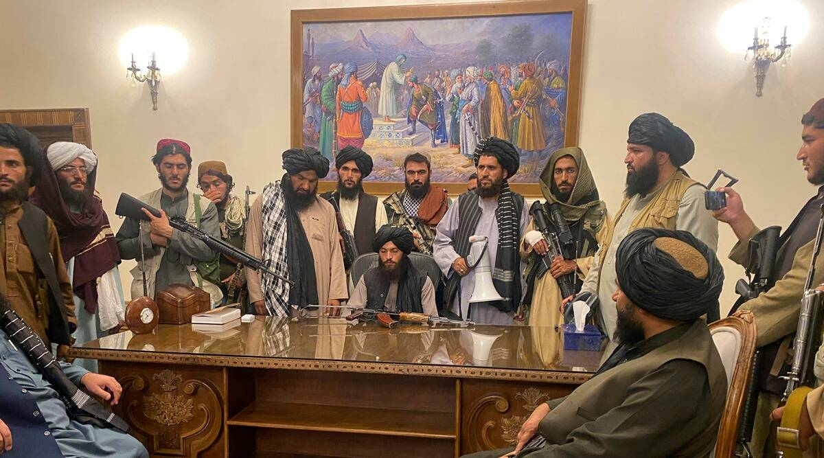 Taliban demanded surrender of central Government