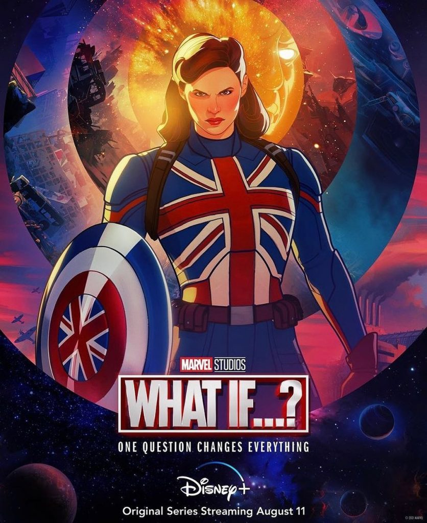 Hayley Atwell to voice for Agent Carter