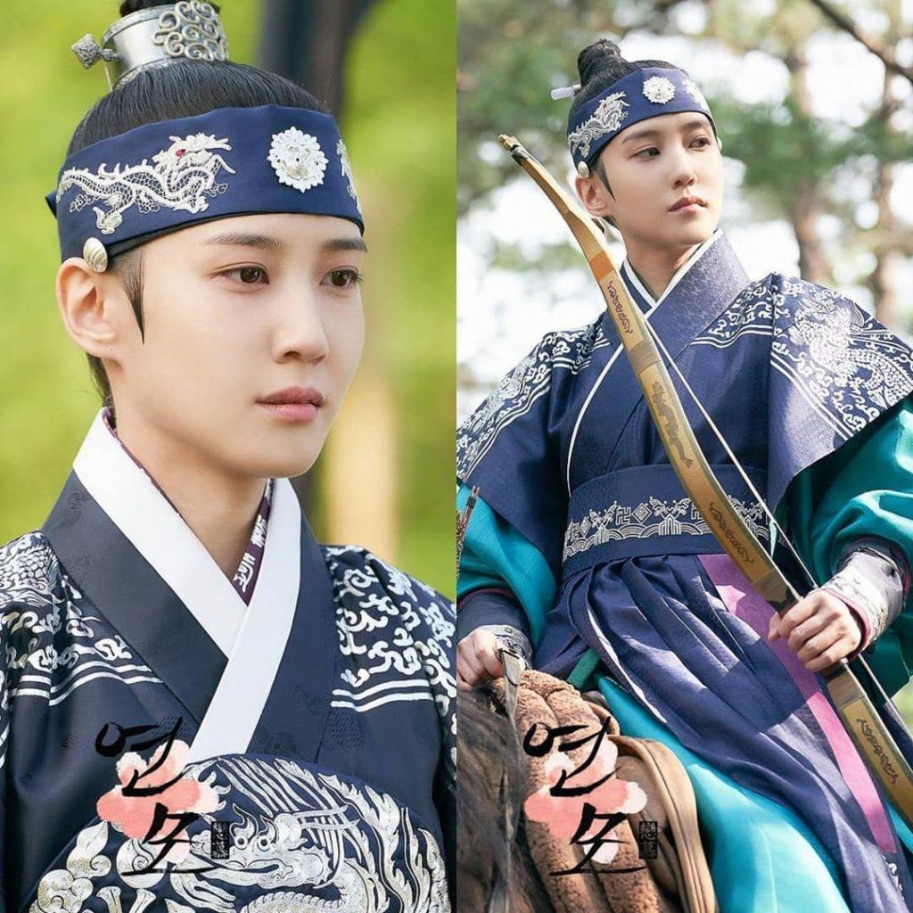 Lee Hwi as Prince