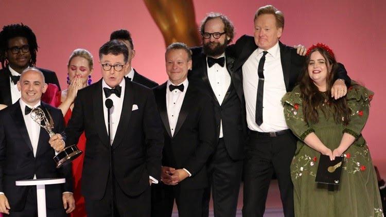 Stephen Colbert's Emmy Acceptance
