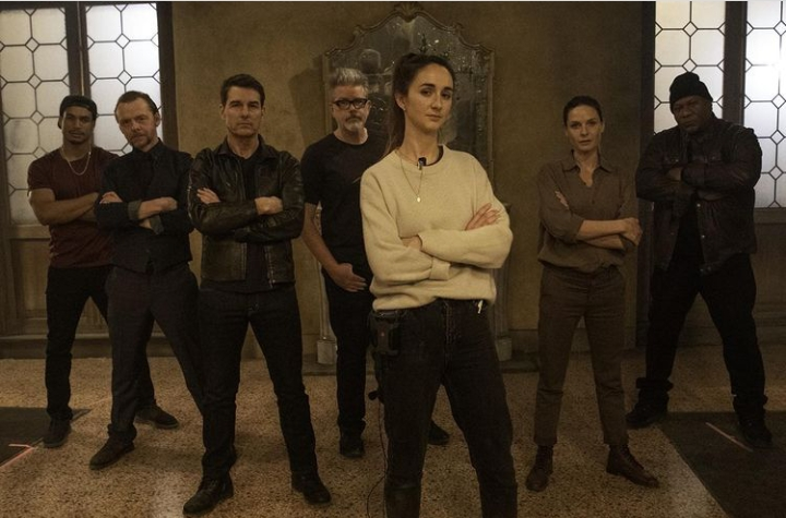 The powerful cast of Mission Impossible 7