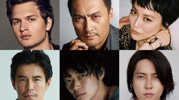 Tokyo Vice's cast