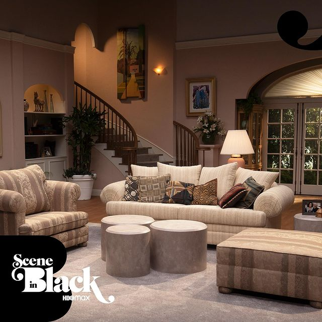 """""""Scene in Black"""""""