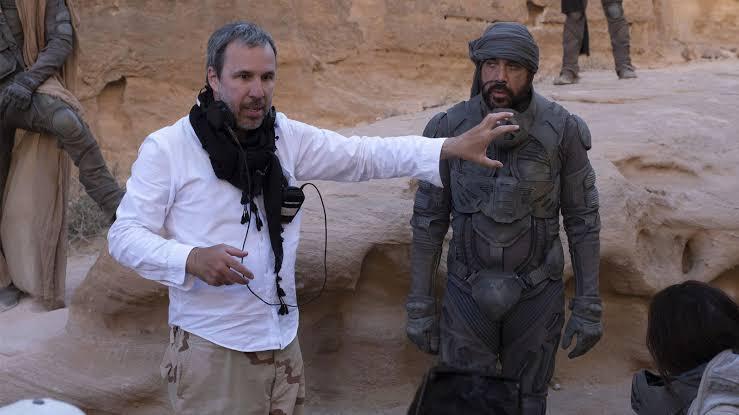 Behind the scenes of Dune