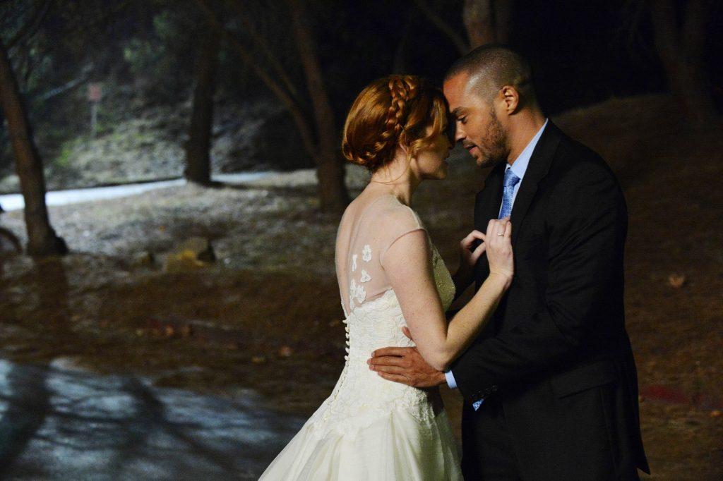 Japril spin-off   Jackson   April   Jesse Williams   Sarah Drew   Grey's Anatomy