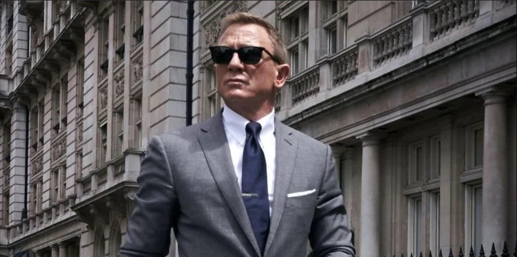 Daniel Craig last speech to James Bond Crew