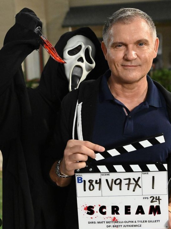 """""""Scream"""" filming wrapped up"""