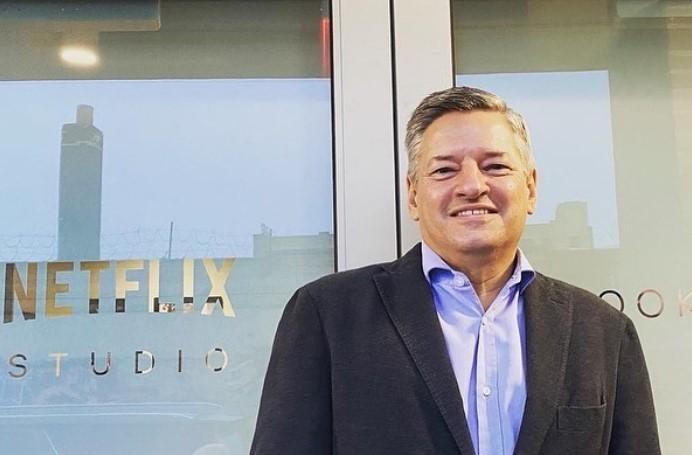 Ted Sarandos, Netflix co-CEO