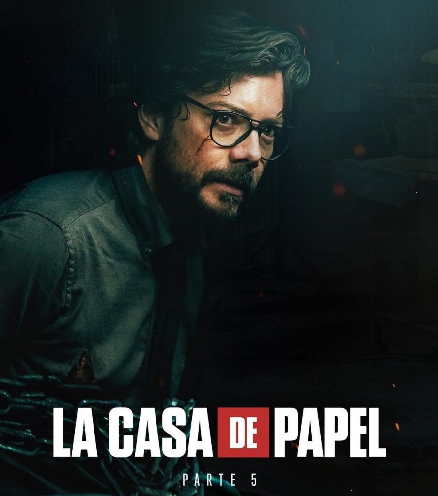 NETFLIX DROPS NEW TEASER FOR MONEY HEIST SEASON 5 PART - 2 - ADRESSES THE END IS COMING!